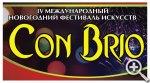 Международный новогодний фестиваль искусств «CON BRIO»