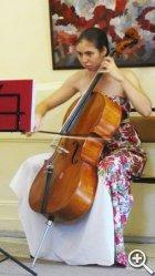 Ольга Седенкова (виолончели)
