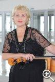 Аленькая Е.В., концертмейстер группы, заслуженная артистка России